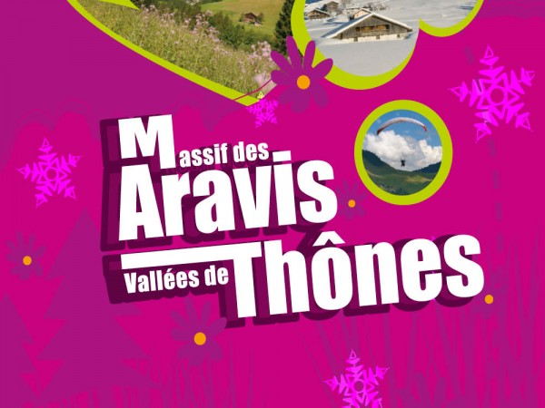 Massif des Aravis, Vallées de Thônes
