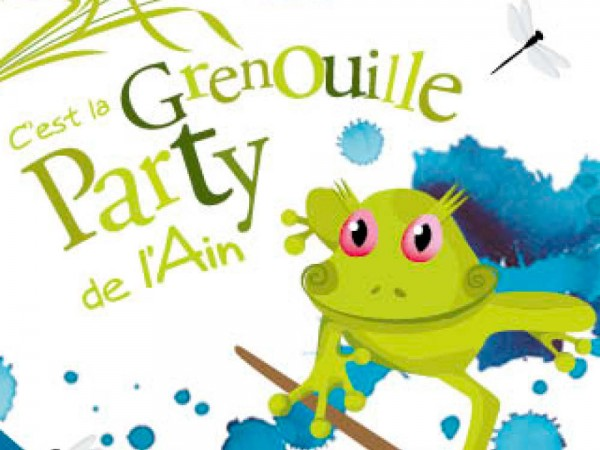 Grenouille Party de l'Ain