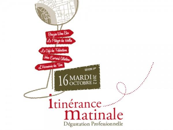 Itinérence Matinale